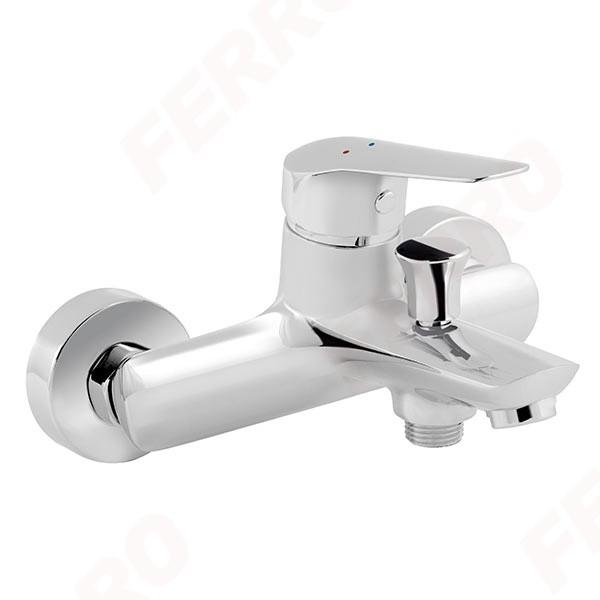 Смеситель для ванны Ferro Dijon BDJ1