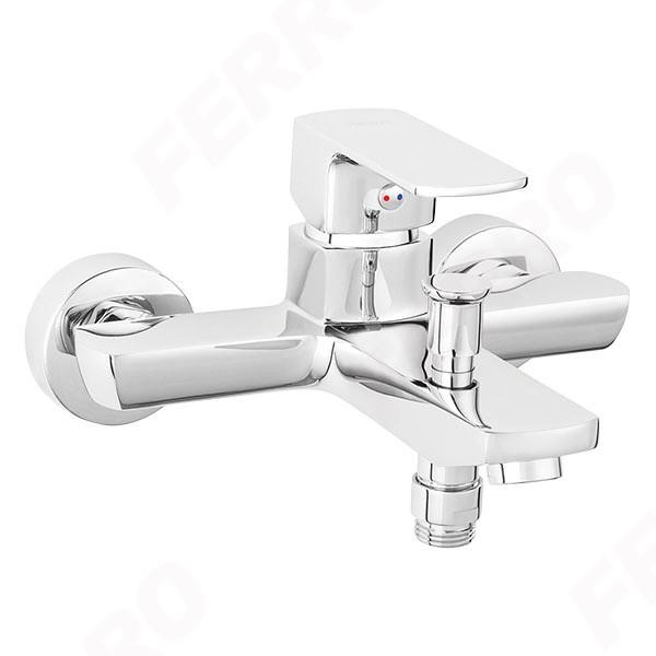 Смеситель для ванны Ferro Alba VerdeLine BLB1VL