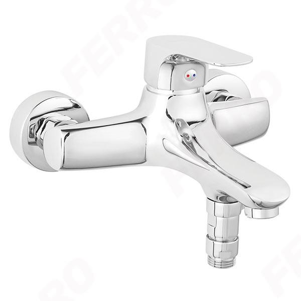 Смеситель для ванны Ferro Tiga VerdeLine BTG1VL
