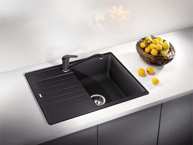 Кухонная мойка Blanco ZIA 45 S Compact 68x50 белый