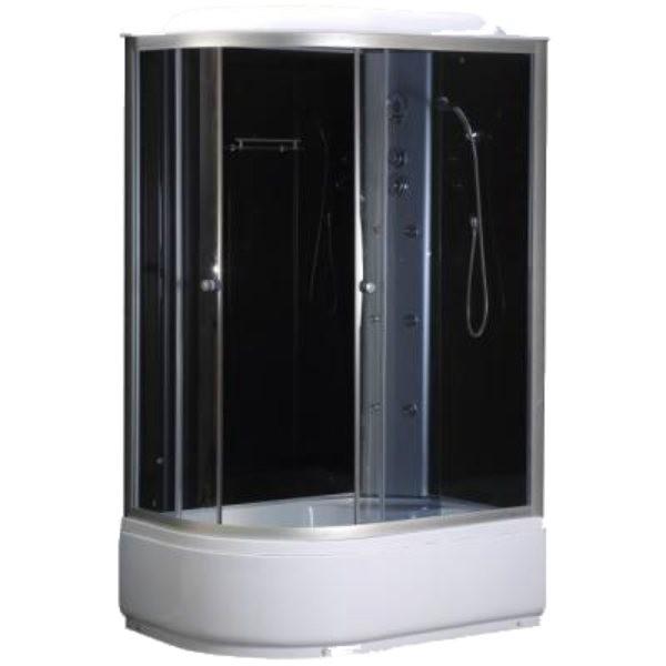 Гидромассажная душевая кабина Niagara NG-510-14R 120x80