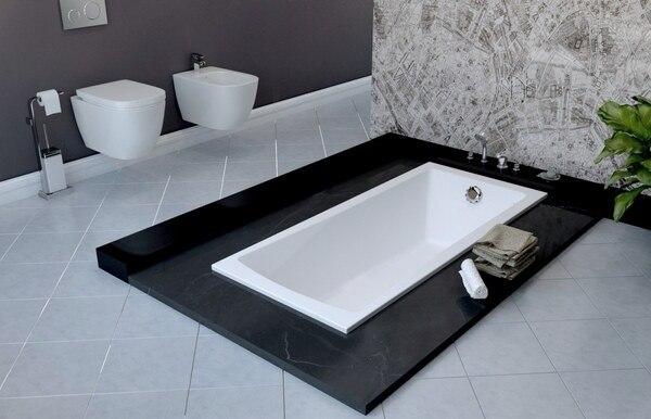 Акриловая ванна Lavinia Boho One 170x70 37010070