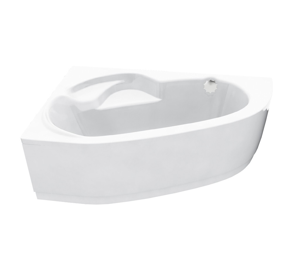 Акриловая ванна Lavinia Boho Bell Pro 140 L 140x95 3702140L