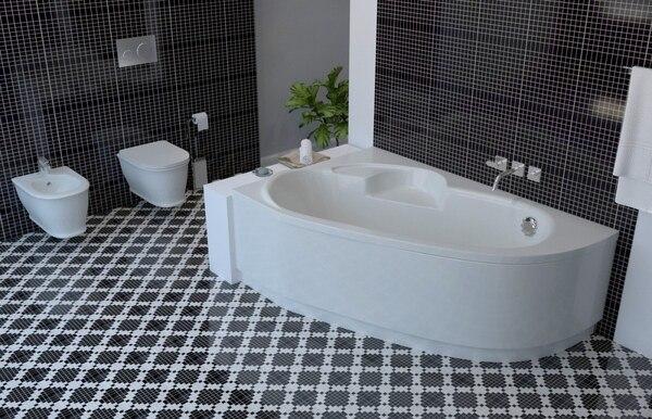 Акриловая ванна Lavinia Boho Bell Pro 170 L 170x110 3702170L