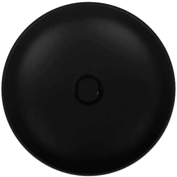 Умывальник накладной Bocchi 1494-004-0125 38x38 черный матовый