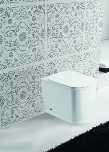 Унитаз приставной Grossman Comfort GR-PR3013 54x36 SoftClose