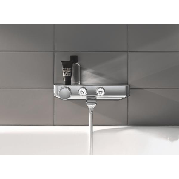 Термостатический смеситель для ванны Grohe Grohtherm Smartcontrol 34718000