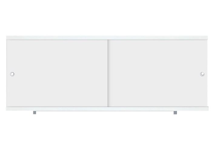 Лицевой экран под ванну Метакам Кварт (белый) 148 см