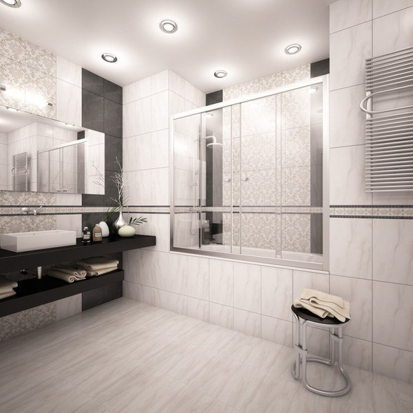 Стеклянная душевая шторка для ванны Метакам Купе 149x140 (прозрачное стекло)