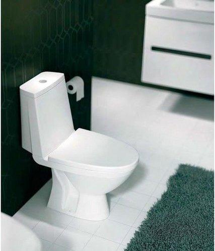 Унитаз напольный Kolo Modo L39000000 с сиденьем SoftClose