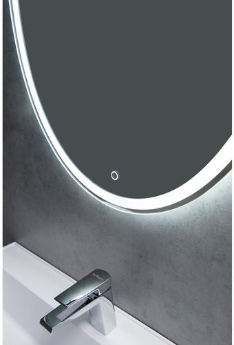 Зеркало Belbagno SPC-RNG-600-LED-TCH