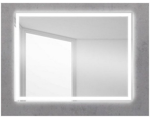 Зеркало Belbagno SPC-GRT-900-800-LED-BTN