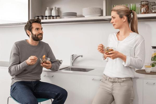 Смеситель для кухонной мойки Grohe Eurosmart 33281002