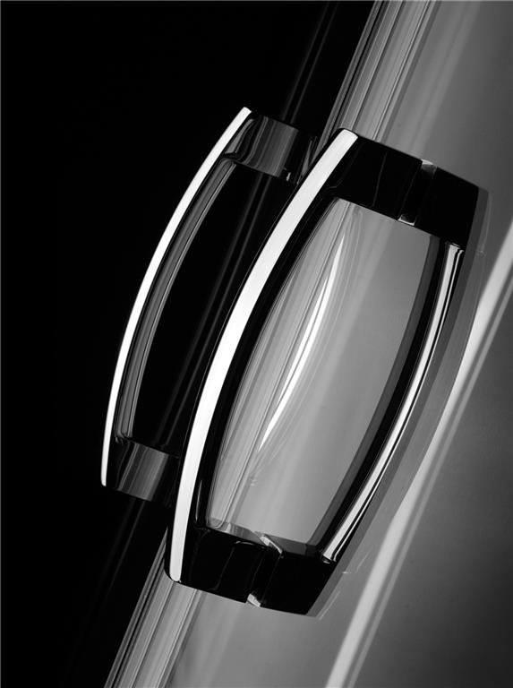 Душевая кабина Radaway Premium Plus D 90x100x190 прозрачное стекло