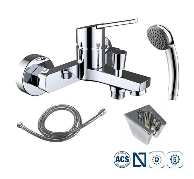 Промо-набор для раковины, ванны и душа 99820 + 99829